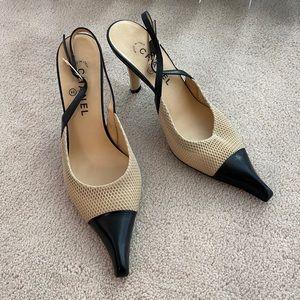 Chanel heels size EUR 39.5